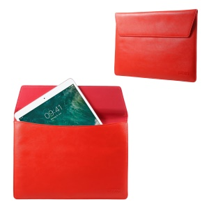 Elegant Series Universal Leather Tablet Sleeve Pouch Bag for iPad mini 4, Size: 23x15cm - Red