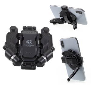 CRAB II Portable Gamepad Smartphone Holder for 4.7-6.0 inch Cell Phone - Grey