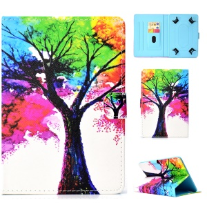 Tree Colored Painting