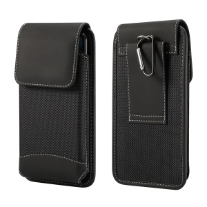 5.7-6.3 inch Universal Oxford Cloth Belt Clip Phone Pouch Bag for iPhone Samsung Huawei Etc.