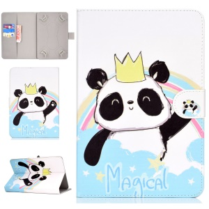 Panda with Crown
