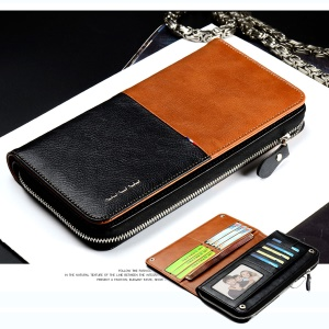 WUW England Series All-match Wallet Leather Case for iPhone 6s Plus / Galaxy Note7 Etc, Size: 18.5 x 11cm