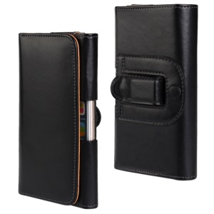 Horizontal Belt Clip Leather Holster Pouch Phone Case for iPhone 7 / 6s / 6 4.7 inch