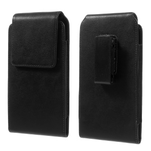 Leather Pouch Case with Belt Clip for Xiaomi Mi Mix 6.3-inch Phones, Size: 170 x 93 x 9mm