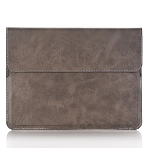 Origami Wallet Stand Leather Pouch Bag for ipad pro 9.7 - Grey