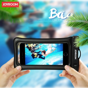 JOYROOM CY168 30m Waterproof Air Bag Case - Black