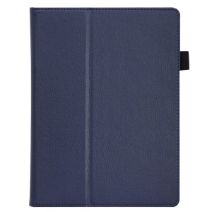 Lychee Leather Smart Case for Google Pixel C - Dark Blue