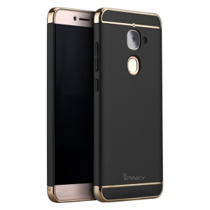 IPAKY Stylish Form-fitting Plastic Hard Case for LeTV Le 2/Le 2 Pro - Black