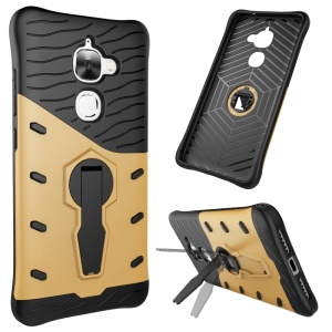 Armor PC + TPU Combo Shell with Kickstand for LeTV Le 2/Le 2 Pro - Gold