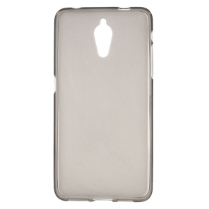 Dual-sided Matte TPU Back Cover Protector for Letv Le 1 Pro - Grey