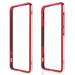 Aluminum Alloy Bumper Shell for LeEco Le 2 - Red