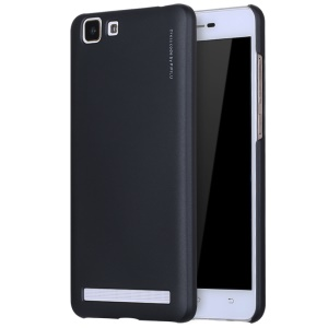 X-LEVEL Rubberized Hard Phone Case for Vivo X5Max S - Black