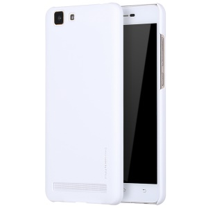 X-LEVEL Rubberized Hard Phone Cover for Vivo X5Max S - White