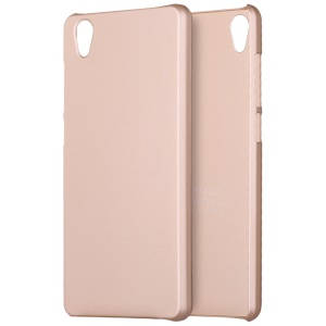 X-LEVEL Rubberized Hard Protective Case for Vivo Y51 - Gold