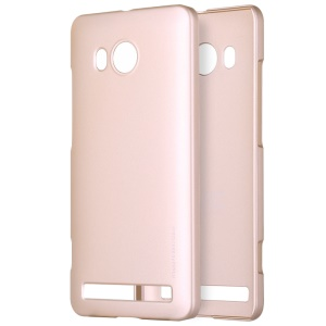 X-LEVEL Rubberized Hard PC Back Cover for Vivo Xshot - Gold