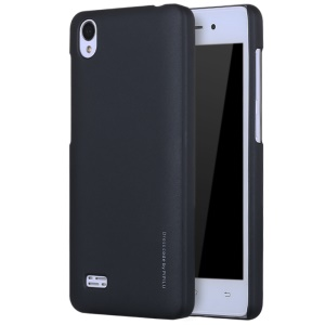 X-LEVEL Rubberized Hard PC Protective Case for Vivo Y23L - Black