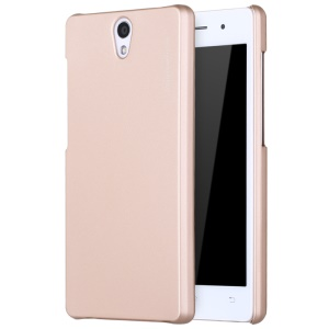 X-LEVEL Metallic PC Hard Cover Protector for Vivo Y33 - Gold