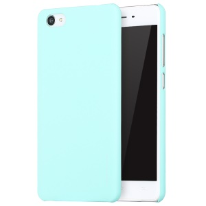 X-LEVEL Rubberized Hard PC Phone Shell for Vivo X5Pro - Green