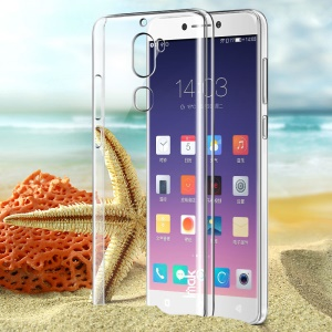 IMAK Crystal Clear Hard Plastic Case Wear Resistant for LeEco Cool1 dual