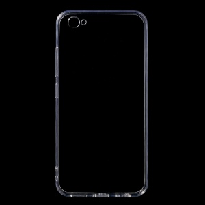 Crystal Clear Acrylic + TPU Mobile Phone Cover Casing for Vivo X9
