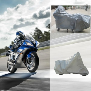 Waterproof PEVA Dust Rain Proof Motorcycle Sunshade Protector, Size: S (100x200cm)