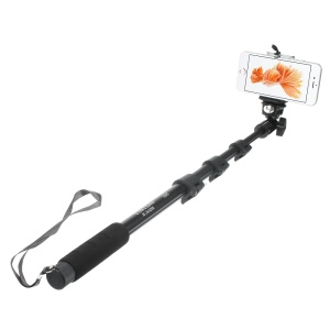 YT-188 Extendable Hand-held Selfie Monopod for Mobile Phones and Cameras
