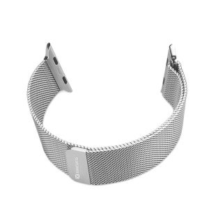 XINCUCO Milanese Loop Series Stainless Steel Watch Strap for Apple Watch Series 4 44mm / Series 3 / 2 / 1 42mm