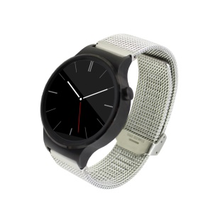 Milanese Loop Stainless Steel Watch Band for Huawei Watch - Silver
