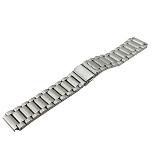 Stainless Steel Watch Band Strap for Huawei Watch - Silver