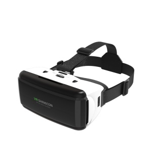 SHINECON SC-G06 3D IMAX Screen VR Glasses Virtual Reality Headset for 4.0 - 6.0 inch Phones