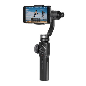 ZHIYUN Smooth 4 3-Axis Handheld Gimbal Stabilizer for iPhone Samsung Huawei Xiaomi Google etc - Black