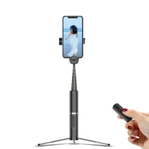 H1 Bluetooth Portable and Extendable Mini Selfie Stick with Tripod