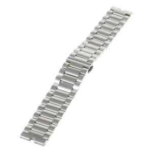 23mm Stainless Steel Watchband for Motorola Moto 360 Smart Watch - Silver