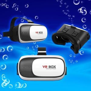 Enhanced Version Virtual Reality Video 3D Glasses for iPhone 6s / 6s Plus / Note 5 etc