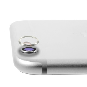 Camera Lens Protective Cover Ring for iPhone 6s 6 4.7 - Silver