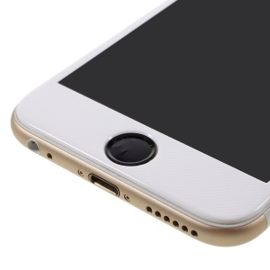Touch ID Home Button Sticker Fingerprint Identification for iPhone 6s Plus / 6s / 6 Plus / 5s - Black