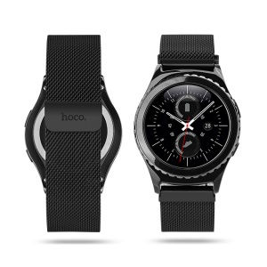 HOCO Milanese Stainless Steel Magnetic Watch Band for Samsung Gear S2 Classic