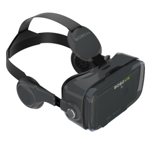 XIAOZHAI BOBOVR Z4 3D VR Glasses Private Theater for iPhone 6s/Samsung S7 Etc - Black