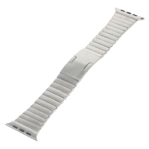 Stainless Steel Watchband for Apple Watch 42mm Series 3 Series 1 Series 2 (Undetachable) - Silver Color