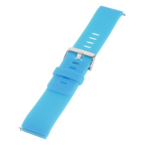Soft Silicone Sports Wristband for Fitbit Blaze - Bebê azul