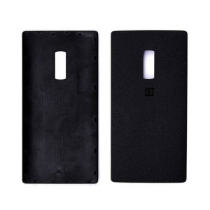 OEM Matte Battery Housing Replacement Cover for OnePlus 2 - Black