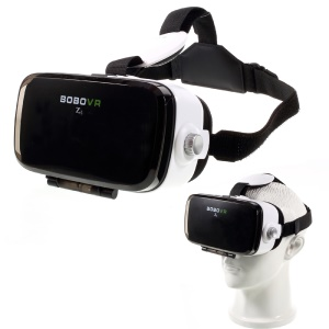BOBO Z4 Mini VR Virtual Reality 3D Glasses Headset Private Theater for iPhone 6s/Samsung S7