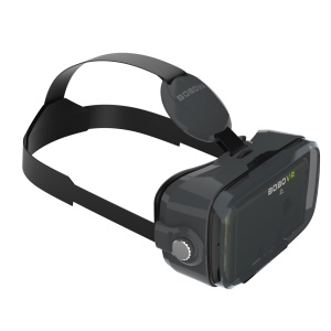 BOBO Z4 Mini VR 3D Virtual Reality Headset Private Theater for iPhone 8/Samsung Note 8 - Black