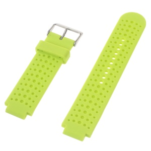 Silicone Watchband for Garmin Forerunner 220 230 235 630 620 735XT with Pins & Tools - Green