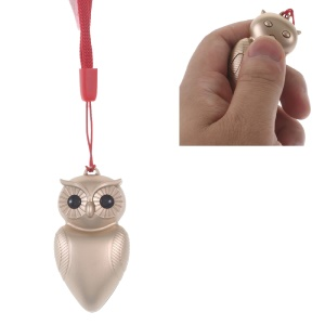 Owl Wireless Bluetooth 3.0 Self Timer Remote Shutter for IOS/ Android Phone - Gold