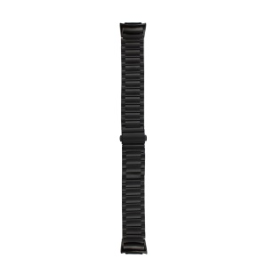 Stainless Steel Watch Strap for Samsung Gear Fit 2 SM-R360 - Black