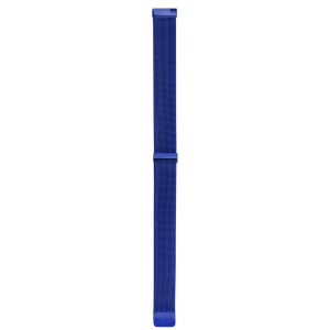Magnetic Milanese Loop Watch Band Strap for Samsung Gear Fit 2 - Blue