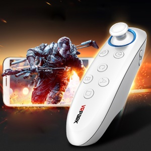 VR PARK Bluetooth 3.0 Remote Controller Portable Gamepad Selfie Shutter for iOS/Android