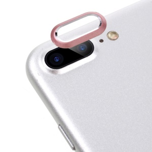 Rear Camera Lens Protective Ring for iPhone 8 Plus / 7 Plus 5.5 inch - Rose Gold
