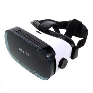 LINGLE 3D VR Virtual Reality Glasses Box for iPhone 7 Plus / Galaxy S7
